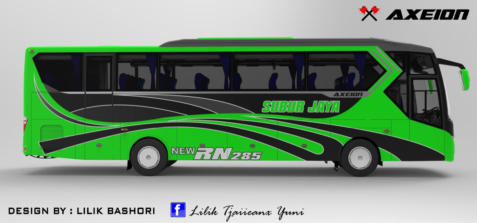 Design bus Axeion
