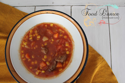 Root Vegetable Beef Stew