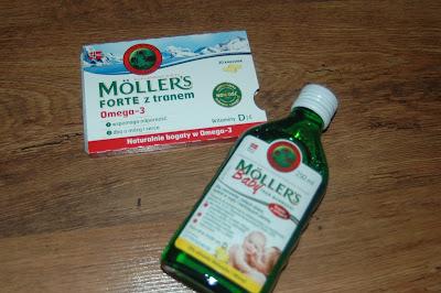 Möller's tran - samo zdrowie