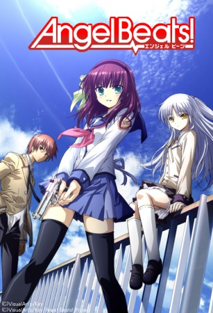 Download Angel Beats Subtitle Indonesia