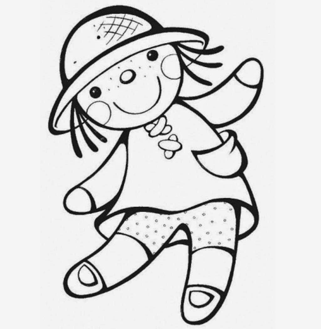 colour drawing free wallpaper doll for kid coloring drawing free - Picture Of Drawing For Kid