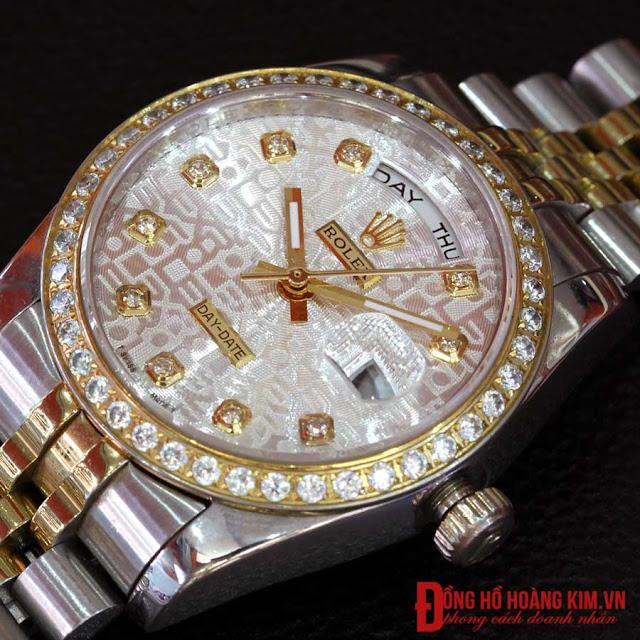 Đồng hồ rolex R93 chính hãng