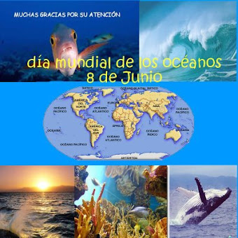 - Dia Mundial de los Océanos