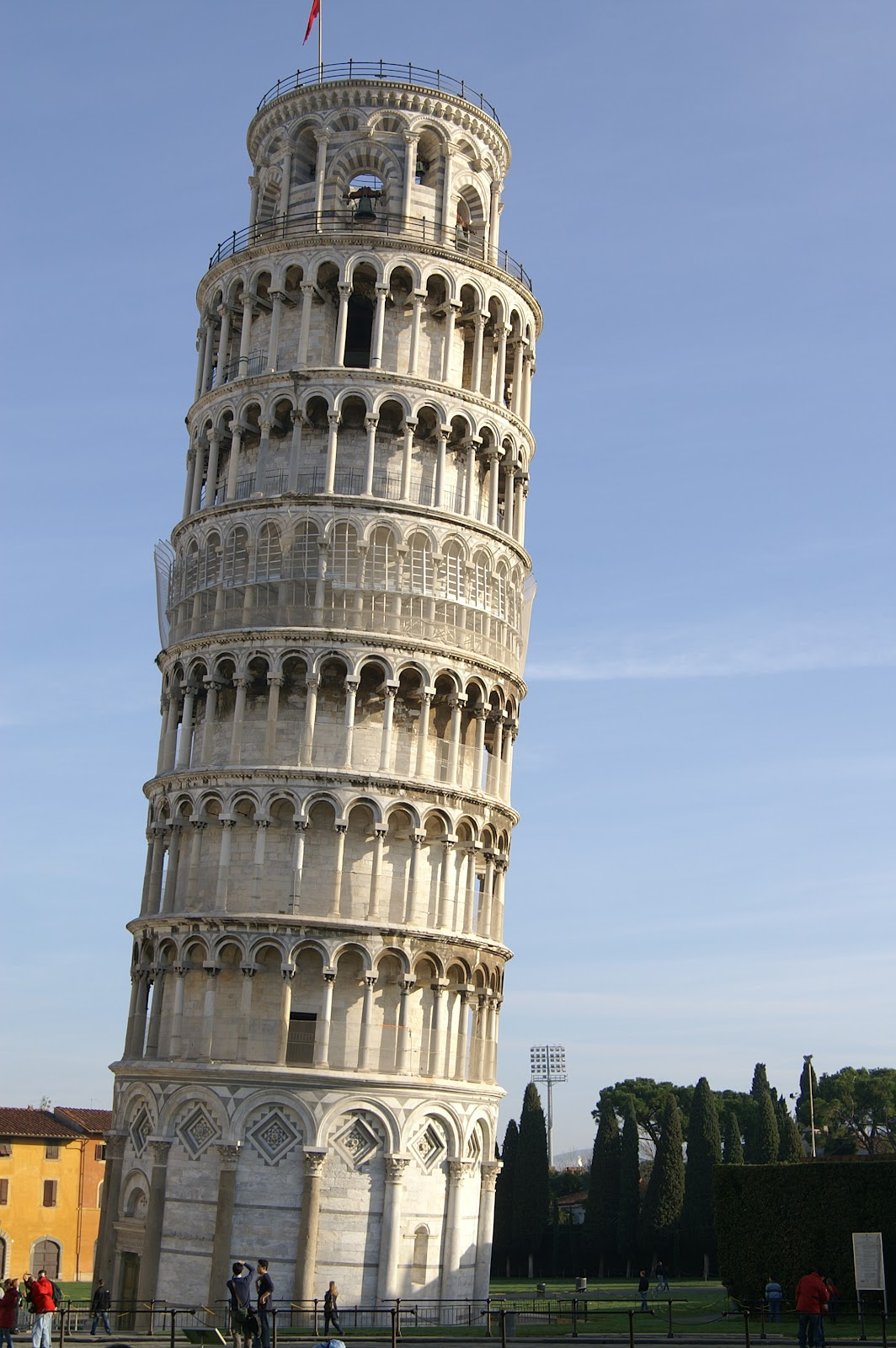 Leaning tower of pisa italy travel and tourism - Leaning tower of pisa ...