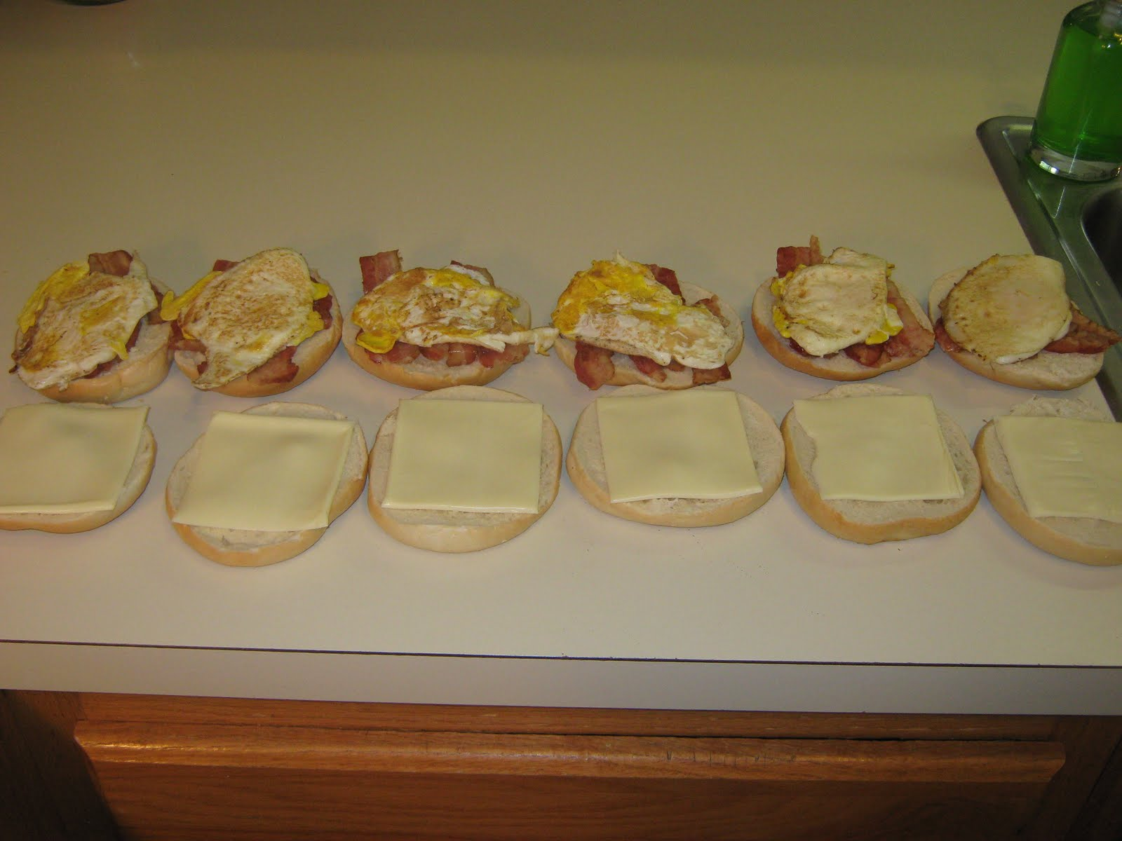 """Fake-It Frugal: 10 Minute """"Fake"""" McDonald's Bacon, Egg & Cheese Bagel"""