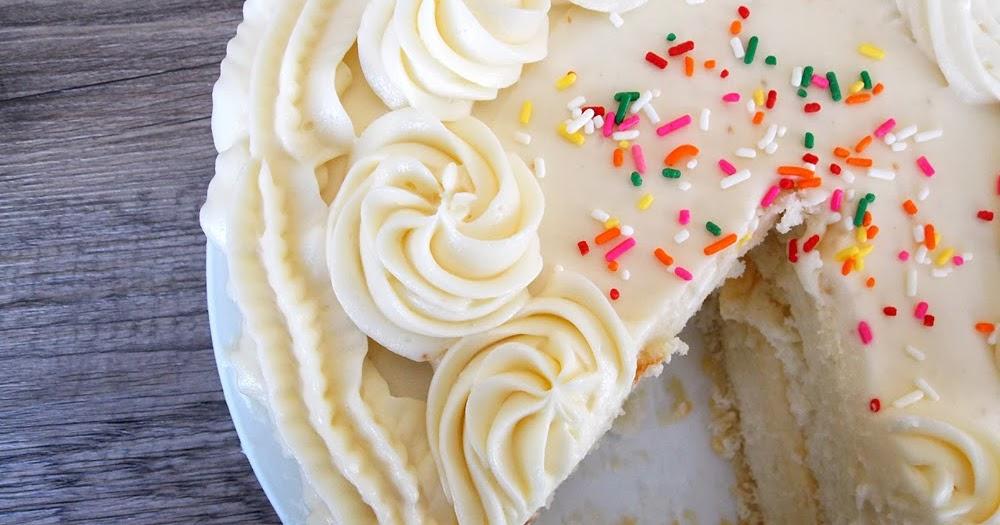 Cake Mix Recipe From Scratch Cornstarch Flour