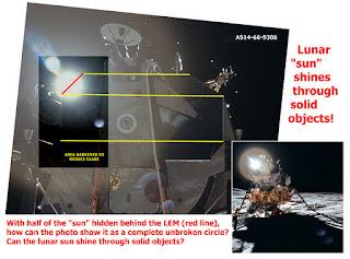 14sunthrulem Jack Whites Apollo Hoax Evidence