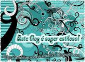 1º Selinho do meu BLOG