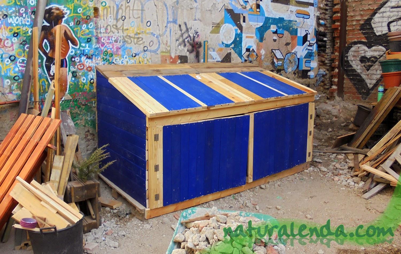 compostador urbano