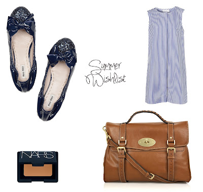 Summer Wishlist+A Giveaway!!