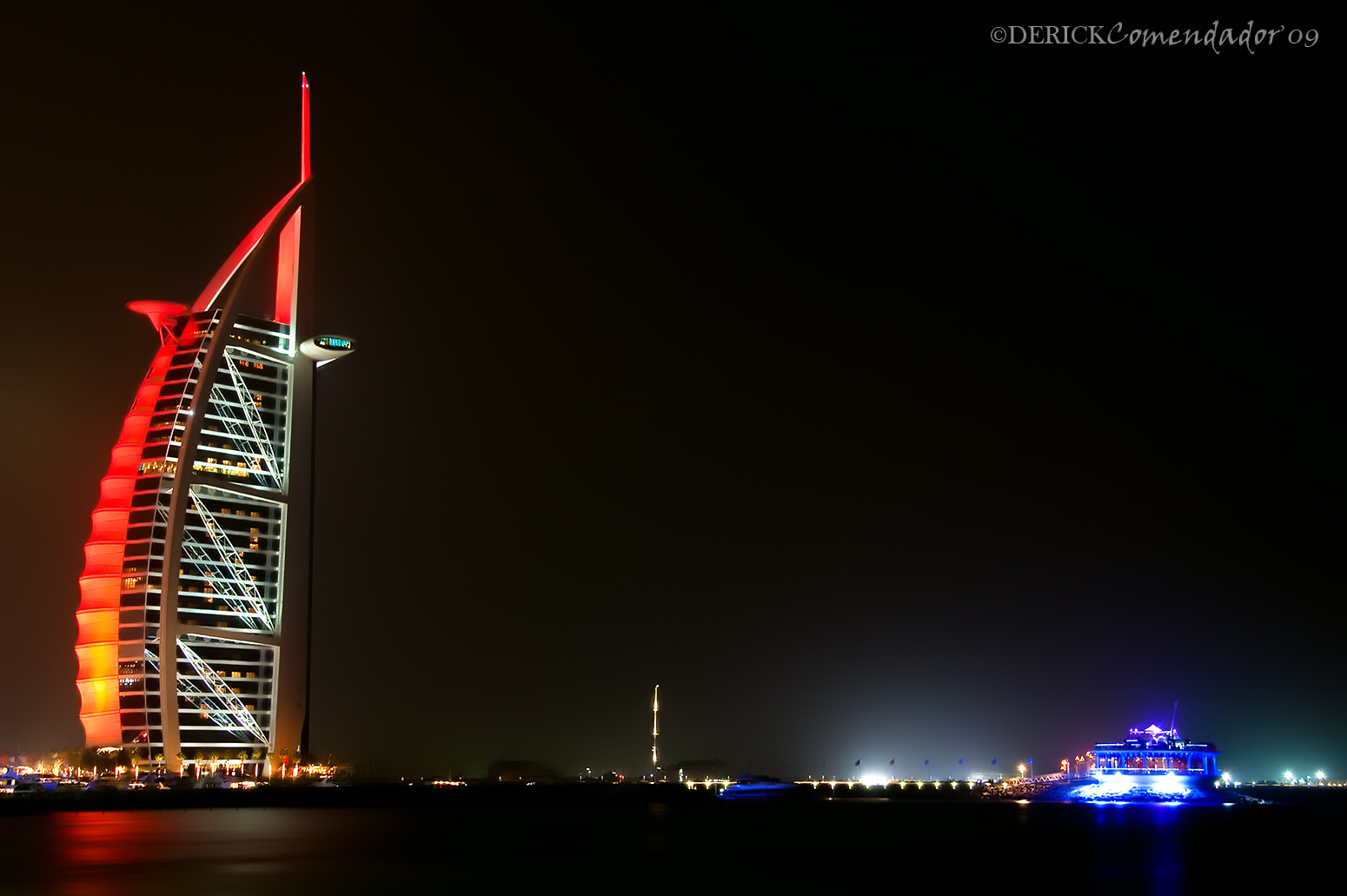 places to go visit burj al arab dubai