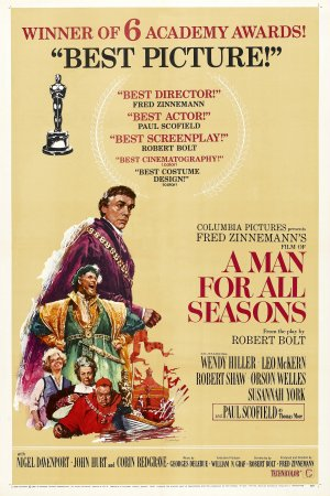 a critique of man for all seasons by thomas more A man for all seasons: a play of sir thomas more  the play brought bolt the  new york drama critics circle award in 1962, and, for the screenplay,.