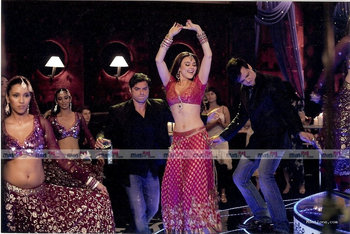 an oldie preity as an item girl
