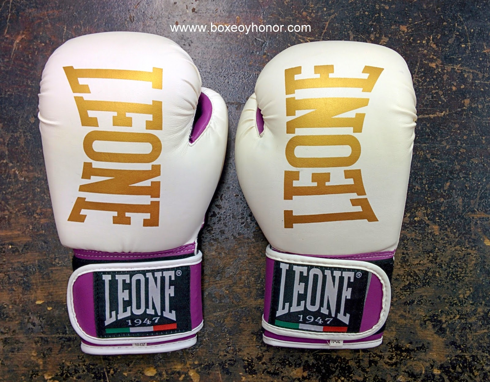 guantes, boxeo,mujer,leone,fly