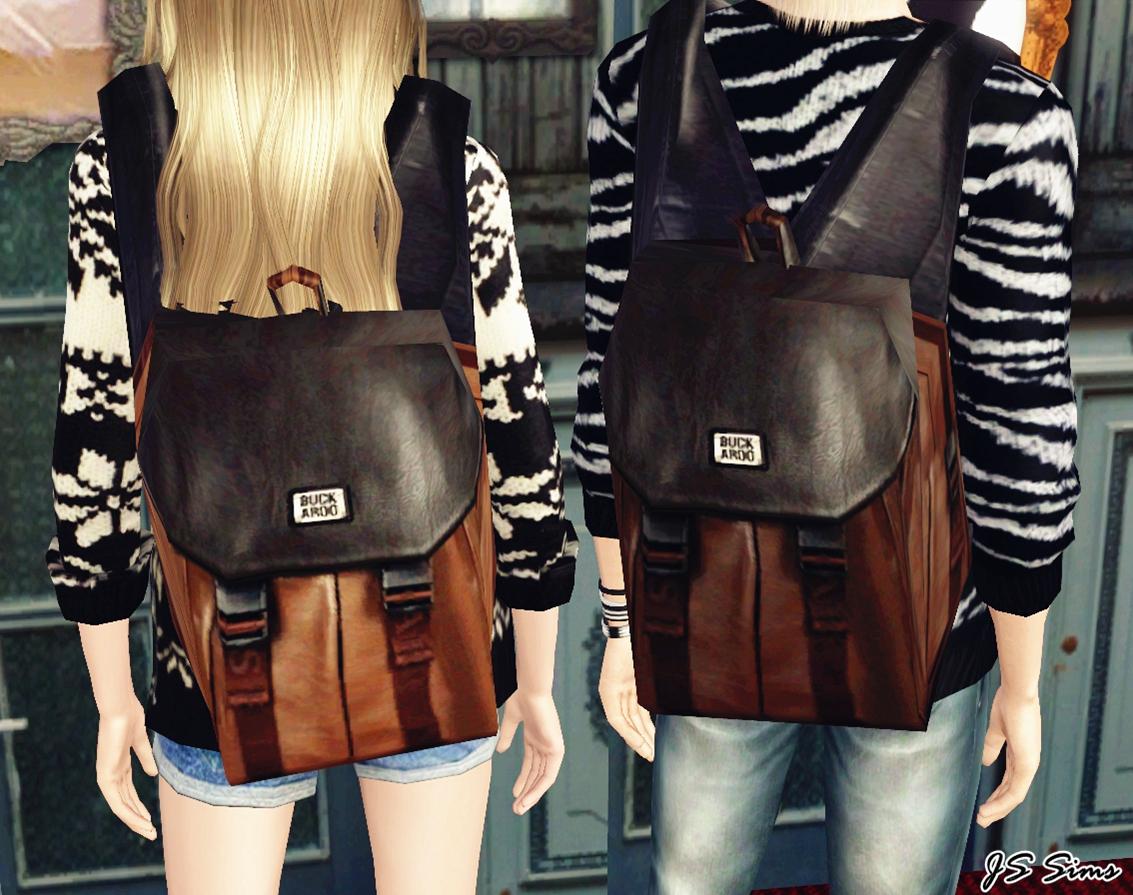 Js Sims 3 Buckaroo Backpack Move To Js Sims Blogspot Com
