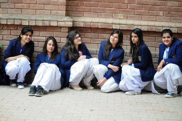 Pakistani Romantic Girls College