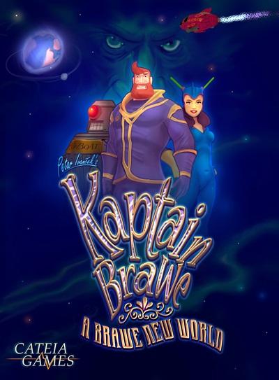 Kaptain Brawe: A Brawe New World PC Full Español