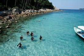 perhentian island, islands in malaysia, islands for honeymoon