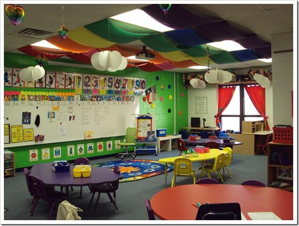 Fall Classroom Ceiling Decorations ~ Caos organizado back to school