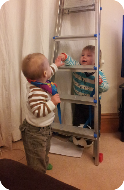 double trouble, 16 month old boys, two Dylans