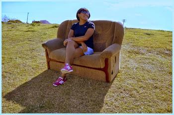 Entre, sente e fique à vontade!