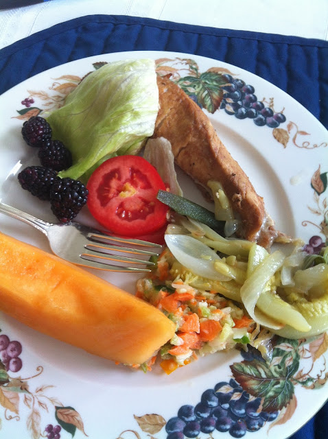Farm Lunch