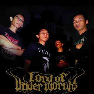 Lord Of Underworlds Band Technical Classical Death Metal Malang Foto Wallpaper