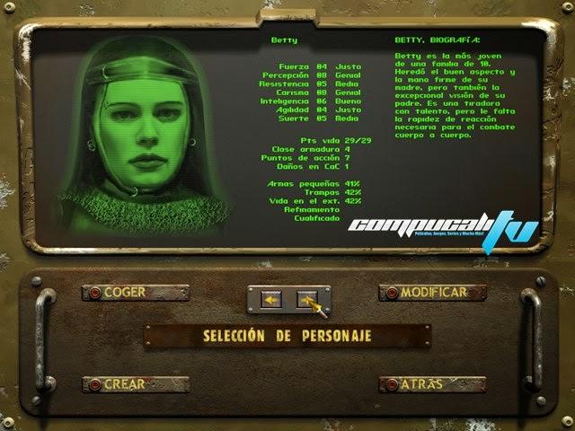 Fallout Tactics GOG Classic PC Full Español