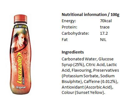 analysis of lucozade Lucozade energy has - employees and an estimated annual revenue of $- they have raised $- in funding check out lucozade energy's profile for competitors.