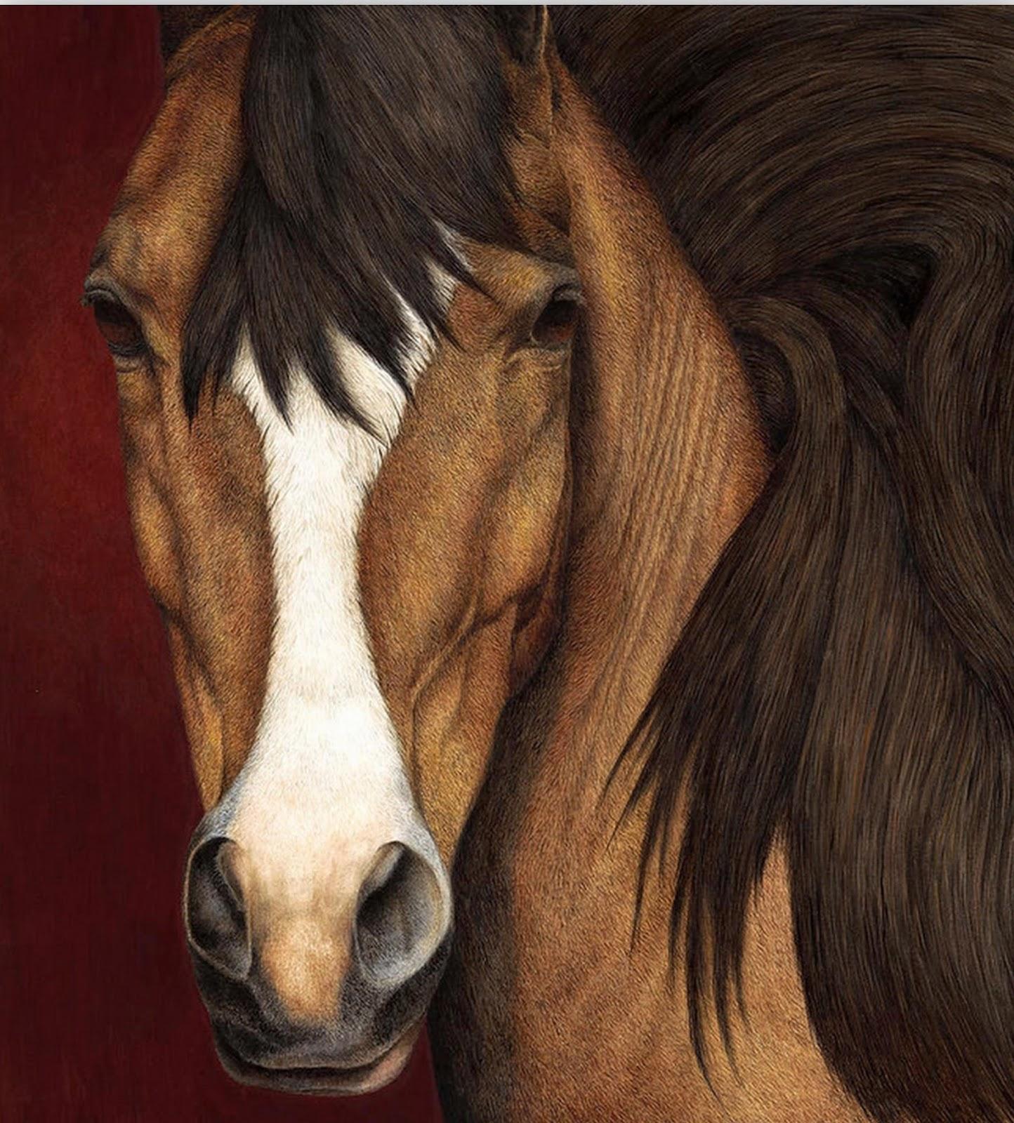 retratos-de-caballos-pintados-al-oleo