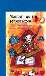MARITRINI QUIERE SER ESCRITORA__LUIS CABRERRA  D.