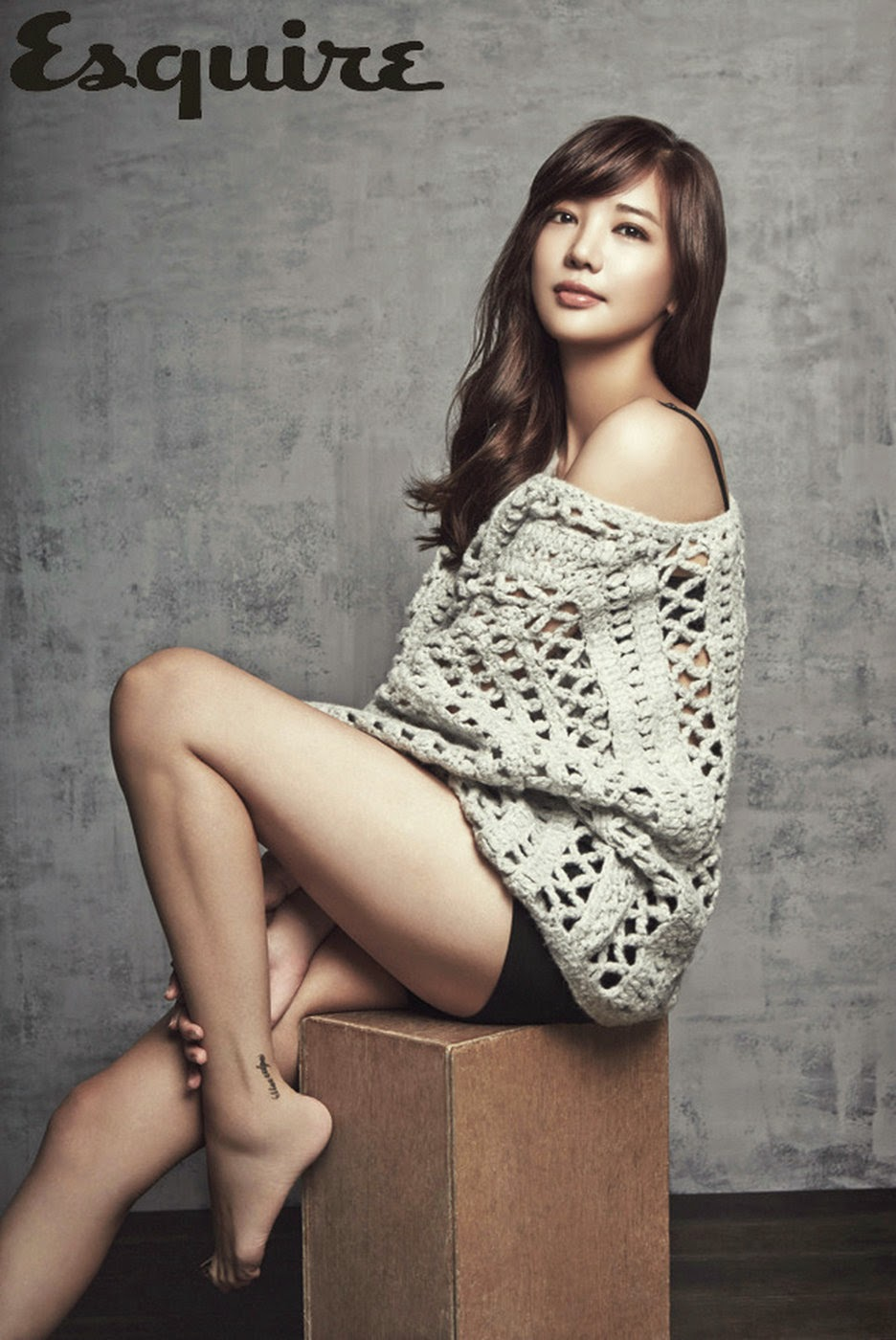 Lee Tae Im - Esquire November 2013 | Beautiful Korean Artists