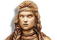 Las reinas más importantes de la historia 10.+Reinas+-+08+-+Boudica