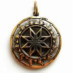 кулоны подвески языческая скандинавская славянская символика