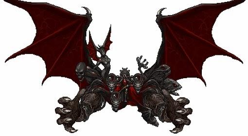 MegaWestgarth Dracula Final Form