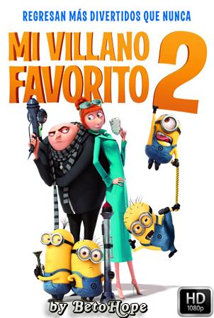 Mi Villano Favorito 2 [1080p] [Latino-Ingles] [MEGA]