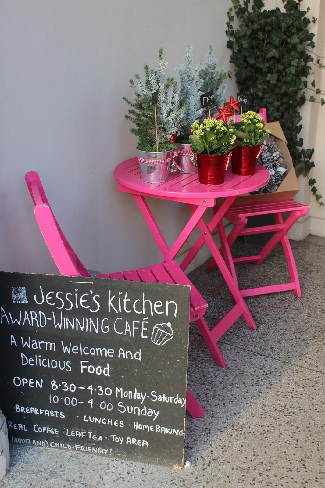 Jessie S Kitchen Dundee Clare Verwoerd