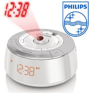 Buy Projection Radio Alarm Clock by Philip