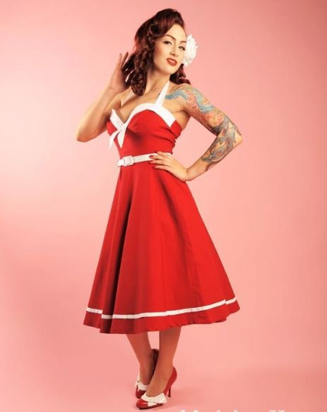 Pin Up Girl Clothing Com Extraordinary All About Abbie Pin Up Girl Clothing Gorgeous Vintage Inspired