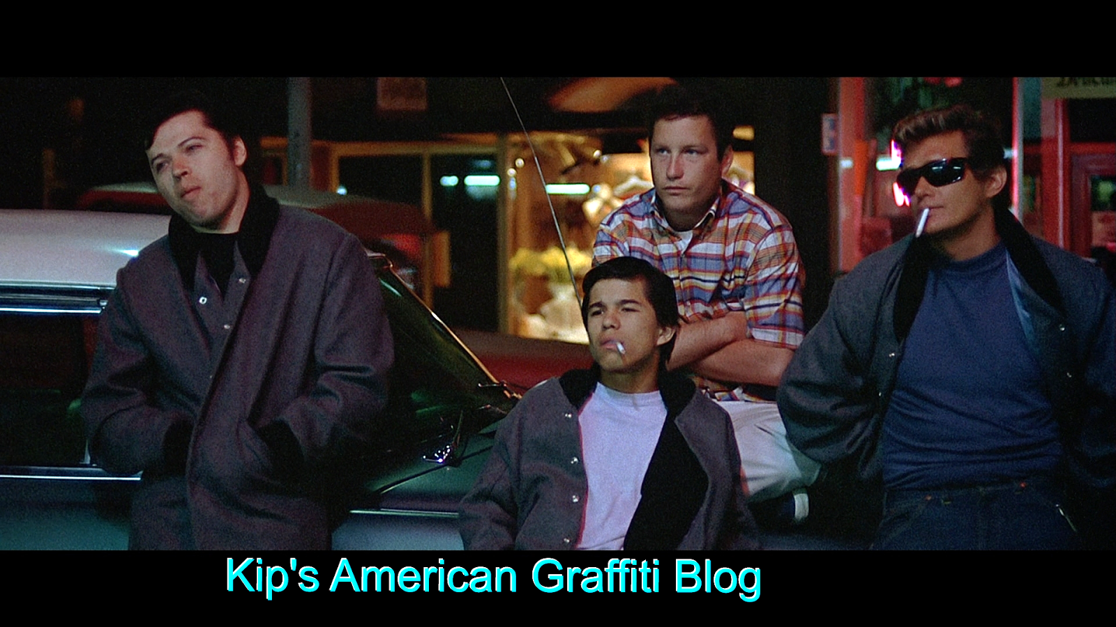american graffiti American graffiti, released on august 1, 1973, was a nostalgic, semi- autobiographical look at the american teenager circa 1962, before the.