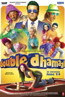 Double Dhamaal 2011 Hindi Movie Watch Online