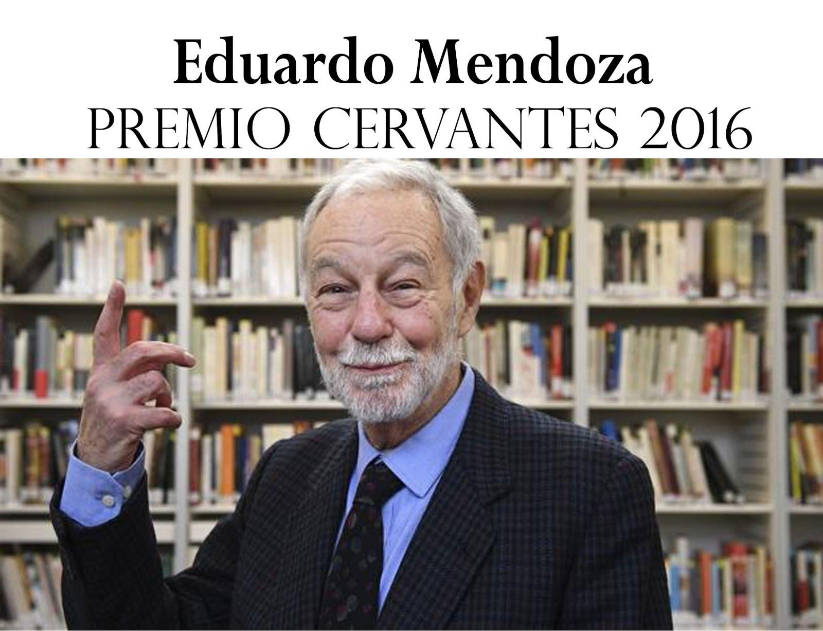 PREMIO CERVANTES 2016