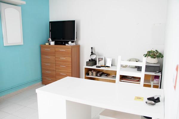 Montando una zona de trabajo en casa