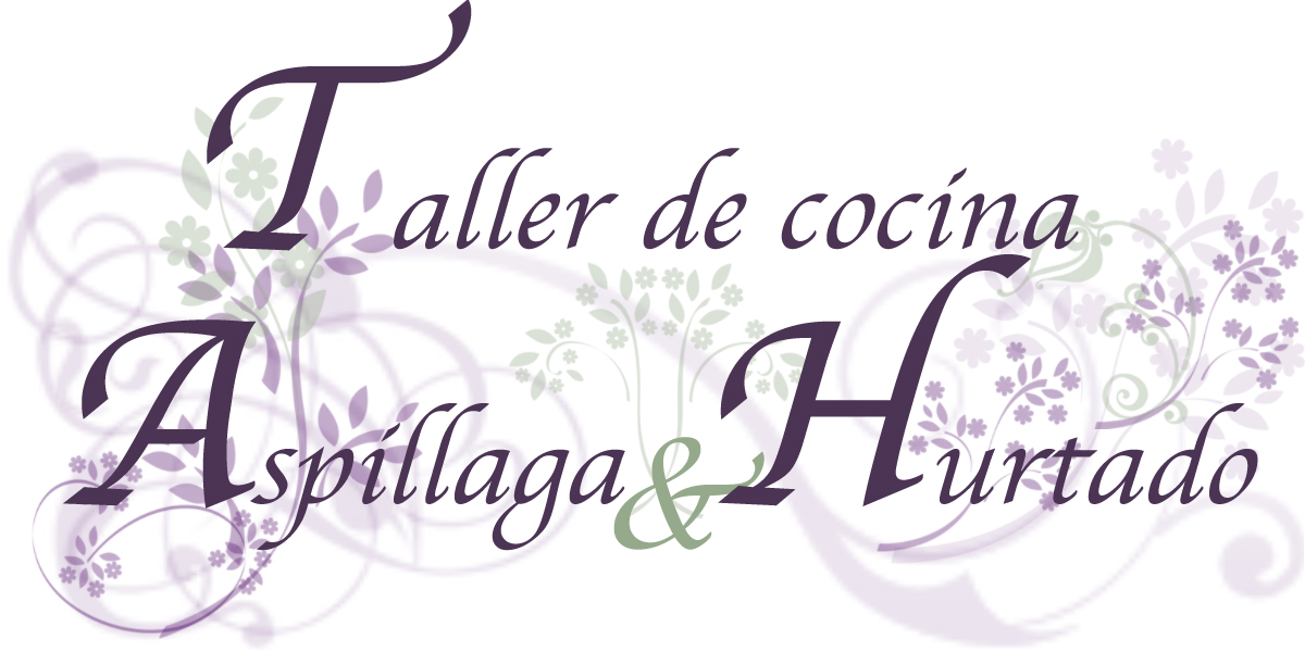 Aspillaga & Hurtado cocineras