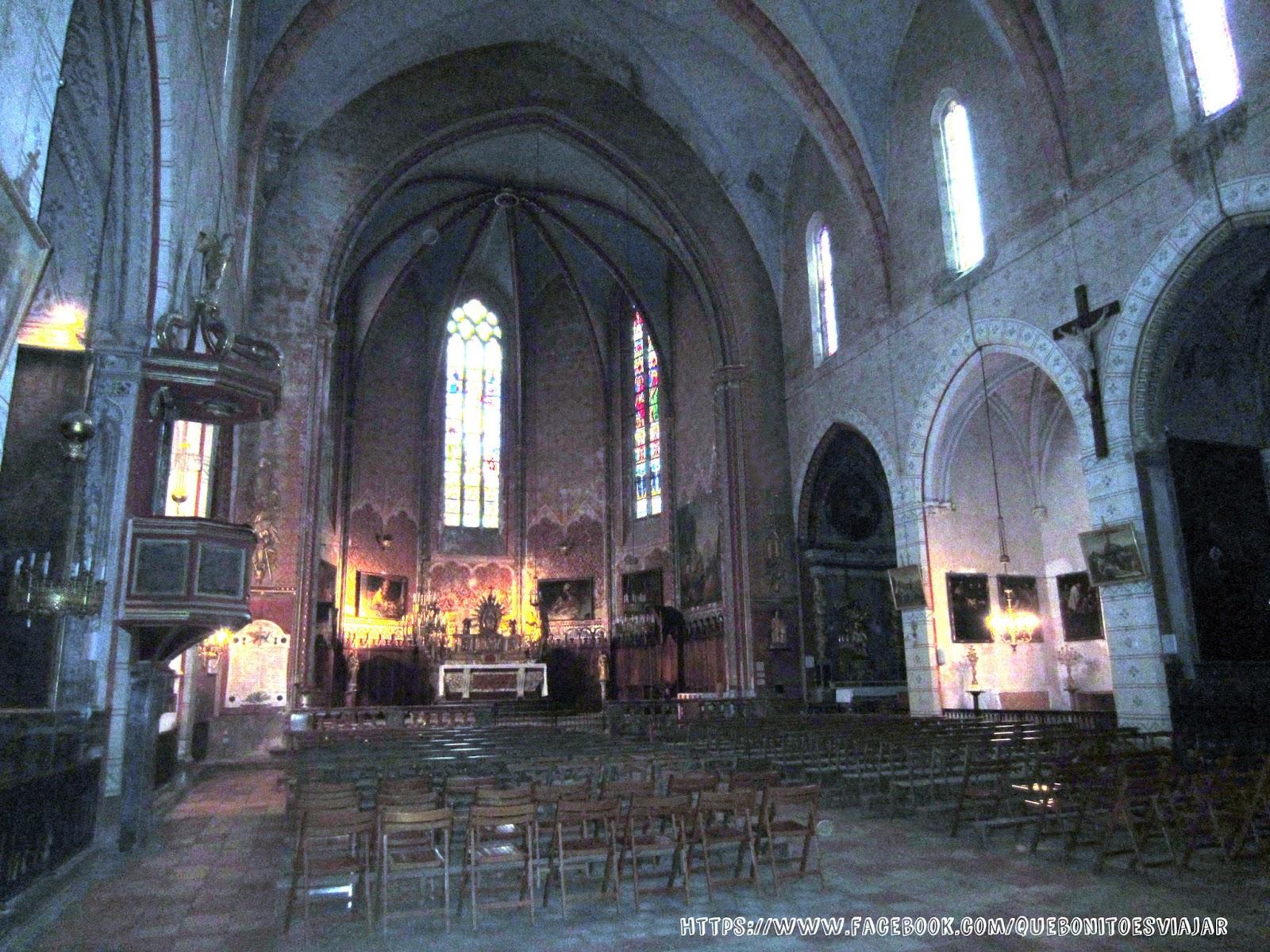 Iglesia de Saint Michel de Lagrasse