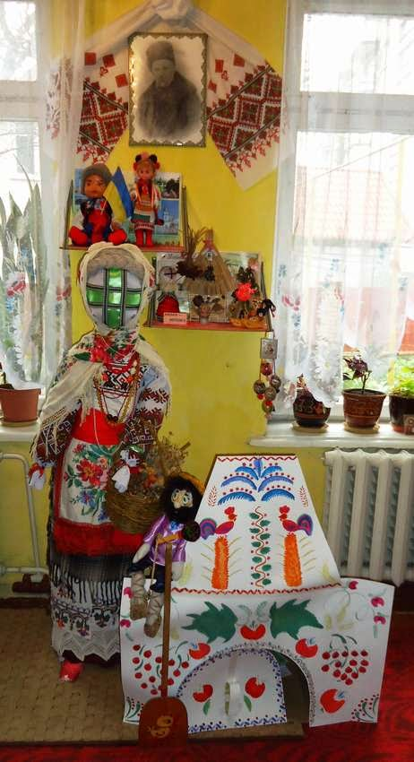 Уманська бібліотека-філіал - 2 для дітей: Українські обереги