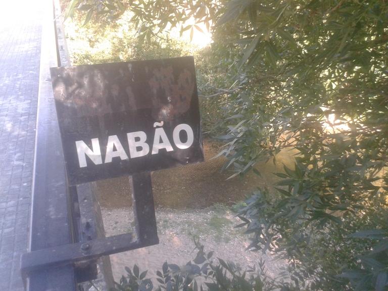 Placa Rio Nabão