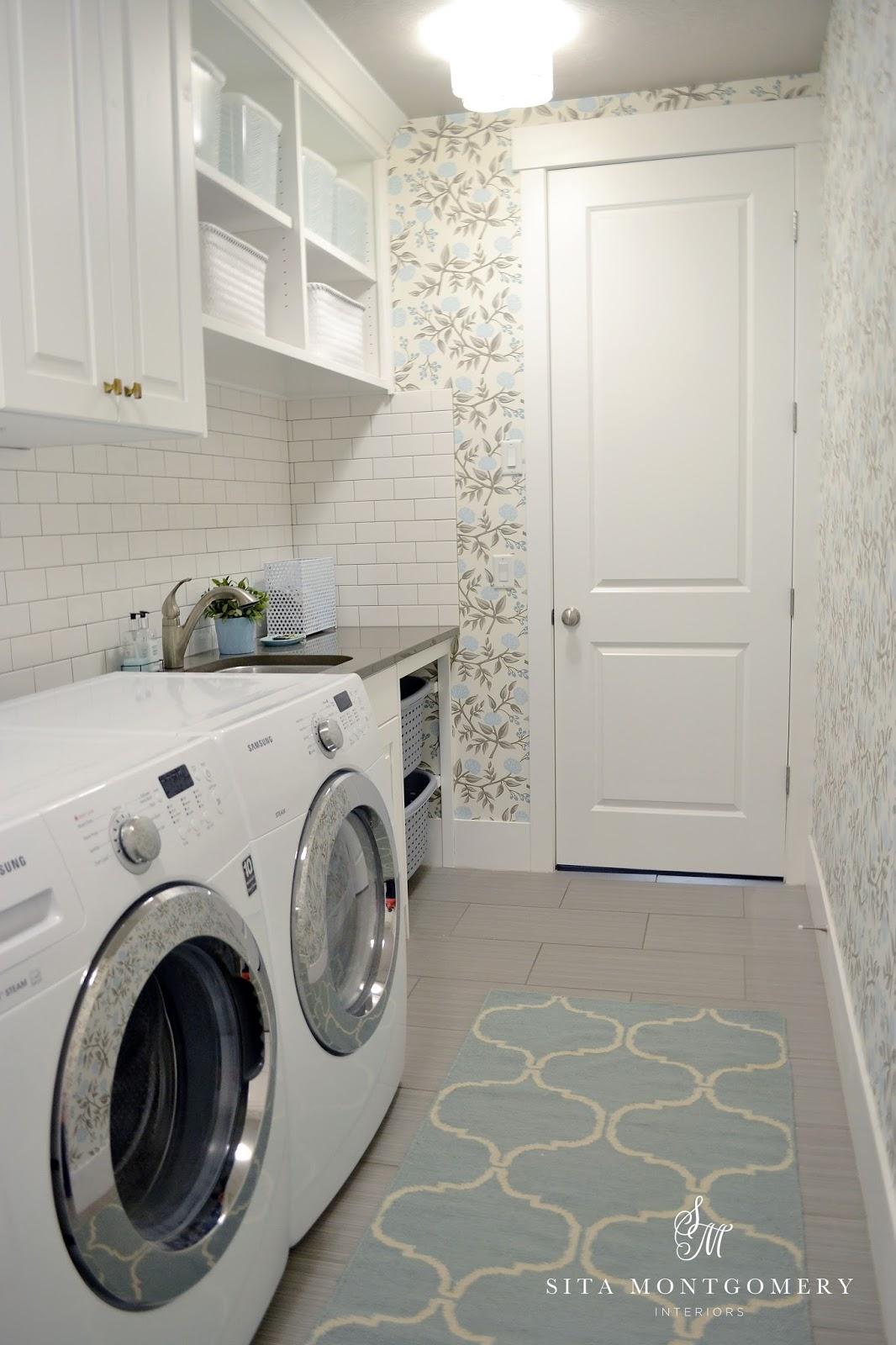 Sita Montgomery Interiors My Home Laundry Room Makeover Reveal