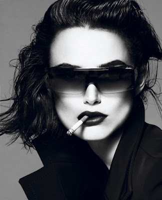 Keira Knightley in Interview Magazine April 2012 by Mert Alas & Marcus Piggott