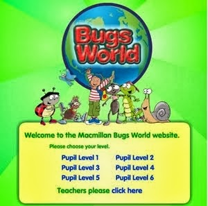 Macmillan English Bugs World